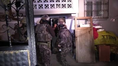 ozel harekat polisleri - DEAŞ'a yönelik soruşturma kapsamında 6 kişi hakkında gözaltı kararı - ADANA