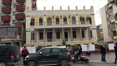 Piri Reis Çanakkale Savaşları Araştırma Merkezi restore ediliyor - ÇANAKKALE