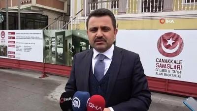 arastirma merkezi -  Piri Reis Müzesi yenileniyor