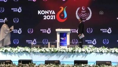 referans - 2021 İslami Dayanışma Oyunlarının Ev Sahibi Şehir Sözleşmesi İmza Töreni (2) - KONYA