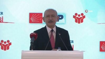 gorece -  Kemal Kılıçdaroğlu, 'Yerel Yönetimler ve Turizm Zirvesi'ne katıldı