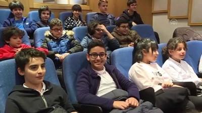 RTÜK Başkanı Şahin: 'Öğrencilerin günlük internet kullanım süresinin 2 saat 13 dakika' - ANKARA