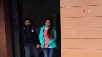 Çocuğa şiddet uygulayan Özbek bakıcı gözaltına alındı