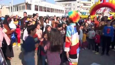 Mersin'de sardalya festivali coşkusu