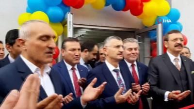 TOBB Başkanı Hisarcıklıoğlu: 'Filyos Limanı ile birlikte bölge bambaşka hal alacak'
