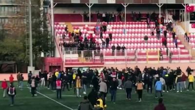 amator -  Kartal'da amatör maç sonrası tansiyon yükseldi