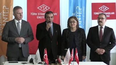 gida guvenligi - TSE Başkanı Şahin: 'Yeme içme, gıda güvenliği kapsamında güvence altına alınmalı' - GAZİANTEP
