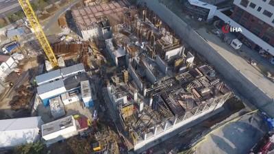 Gaziosmanpaşa'da 32 derslikli okulun temeli atıldı