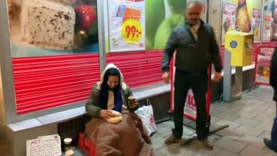 isvec - Uluslararası Demokratlar Birliğinden Stockholm'deki evsizlere yardım - STOCKHOLM