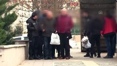Amasya merkezli 'ihaleye fesat karıştırma' operasyonunda yakalanan şüpheliler salıverildi