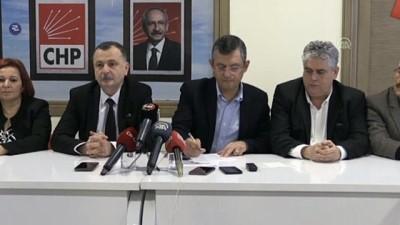 hukuk devleti - CHP Grup Başkanvekili Özgür Özel'den Kanal İstanbul açıklaması - MANİSA