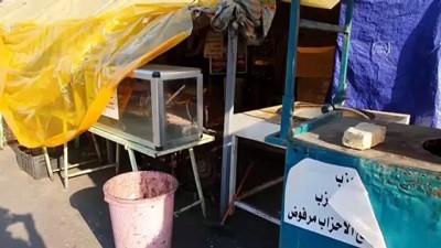 Irak'ta göstericiler taleplerinin karşılanması için açlık grevine başladı - BAĞDAT