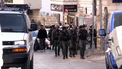 İsrail güçleri Kudüs'te Filistinlilere ait 2 evi yıktı - KUDÜS