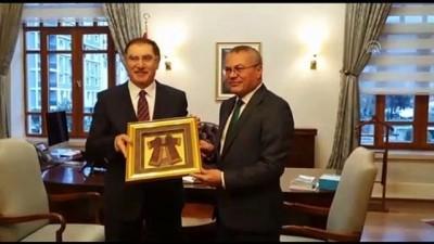 hukuk devleti - Kamu Başdenetçisi Şeref Malkoç 2019 yılını değerlendirdi - MANİSA