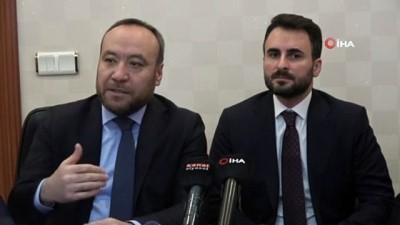 yerel secimler -  Kırıkkale'de AK Parti'li 3 ilçe başkanı değişiyor