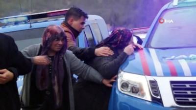 Şarampole devrilen midibüste 8 yaşındaki çocuk öldü, 27 kişi yaralandı