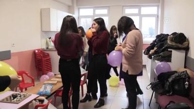 Şehit öğretmen Aybüke'nin ismi köy okulunun kütüphanesinde yaşatılacak - DÜZCE