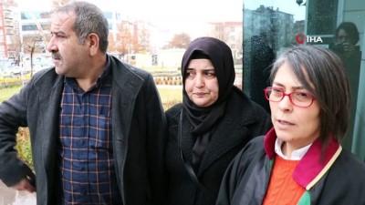 Tatil için geldiği Kırşehir'de manganda kurşunuyla hayatını kaybeden Gamze'nin ilk duruşması başladı