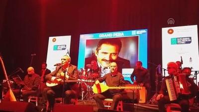 Yavuz Bingöl ve Alim Qasimov aynı sahneyi paylaştı - İSTANBUL
