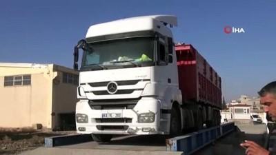 yazili aciklama -  2012'den bu yana Suriye'ye ilk ihracat yapıldı