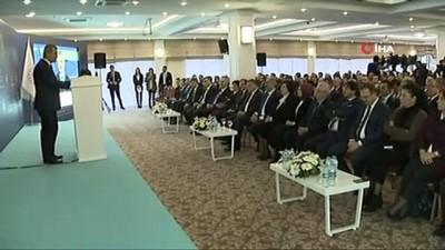 Adalet Bakanı Gül:'İnsan hakları kanunda yazıyor diye veya devletler tarafından kabul edildi diye değil insanda doğuştan varolan haklardır'