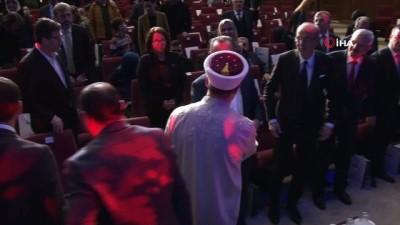 """Diyanet İşleri Başkanı Erbaş: """"Batının sahiplendiği pek çok şeyin asıl kaynağının Müslümanlar olduğunu delillerle ispat etmiştir"""""""