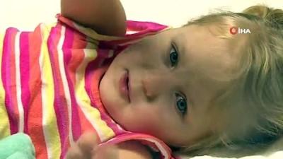 Eşini muayene ederken, 3,5 yaşındaki kızında tümör tespit etti
