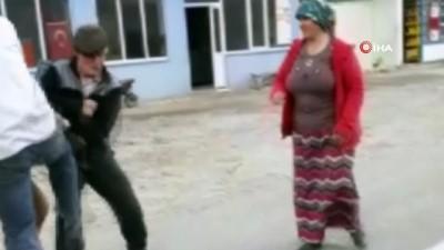 Hamile kadına koca şiddeti...'Ölmek istemiyorum'