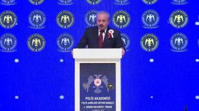 hukuk devleti - Mustafa Şentop: '(Terörle mücadele) Türkiye olarak mücadelemizi tamamen hukuk devleti çerçevesinde yürüttük' - ANKARA
