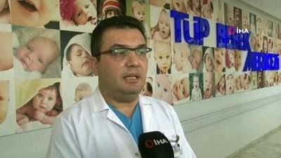 """Op. Dr. Özçimen: """"Tüp bebek tedavisinde genç yaşta başvurular bizim için çok önemli"""""""