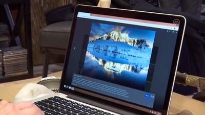 Şahika Ercümen, AA'nın 'Yılın Fotoğrafları' oylamasına katıldı - İSTANBUL