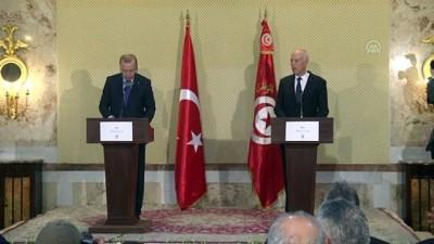 Tunus Cumhurbaşkanı Kays Said (1) - TUNUS