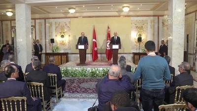 Tunus Cumhurbaşkanı Kays Said (2) - TUNUS