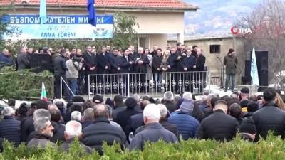 - Bulgaristan'da Türkler şehitlerini andı