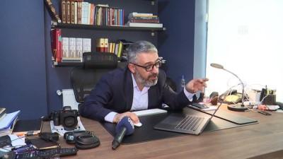 Diriliş Postası Genel Yayın Yönetmeni Erem Şentürk AA'nın 'Yılın Fotoğrafları'nı oyladı - İSTANBUL