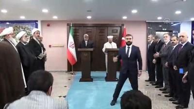 Diyanet İşleri Başkanı Ali Erbaş İran heyetini kabul etti - ANKARA