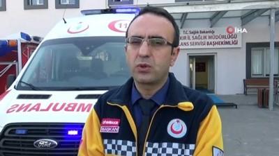 Diyarbakır'da, 112'ye yapılan gereksiz çağrılar, gerçek vakaya ulaşmayı engelliyor