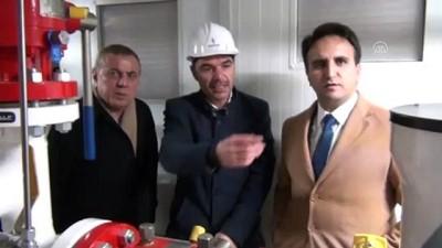 Midyat'ta, Düzoba mahallesine doğalgaz verildi - MARDİN
