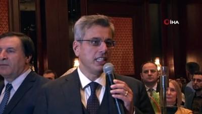 Sağlık Çalışanları Kongresi ve İstanbul Sağlık Yöneticileri Derneği'nin tanıtım toplantısı yapıldı