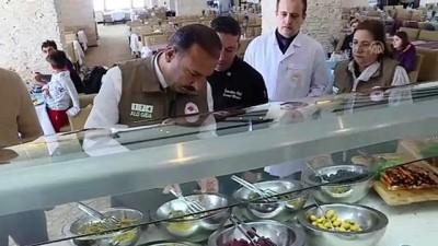 gida guvenligi - Uludağ'daki turistik tesislerde yılbaşı öncesi gıda denetimi - BURSA