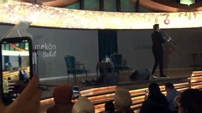 Üsküdar'da 'Nev Nefes'in konuğu Ceyhun Yılmaz oldu