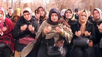 1939'daki Erzincan depreminde yaşamını yitirenler anıldı - ERZİNCAN