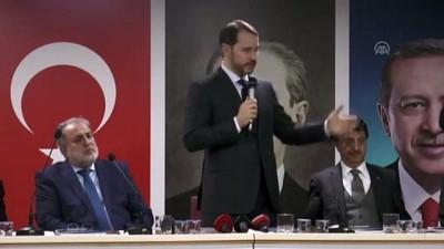 Hazine ve Maliye Bakanı Albayrak: 'AK Parti, bir dava hareketidir' - VAN
