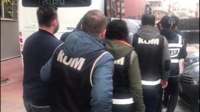 İzmir'de bilinçli kaza yapıp sigorta şirketlerini dolandıran suç örgütüne operasyon