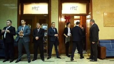 Karadağlı milletvekilleri mecliste tartıştı (2) - PODGORİCA