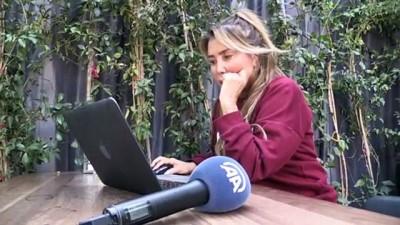 Yonca Evcimik, AA'nın 'Yılın Fotoğrafları' oylamasına katıldı - BODRUM