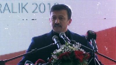 AK Parti Genel Başkan Yardımcısı Dağ: 'Türkiye'nin Otomobili gurur verici' - İZMİR