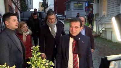 İBB Başkanı İmamoğlu, İYİ Parti Genel Başkanı Akşener'i ziyaret etti - İSTANBUL