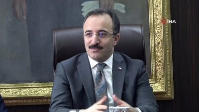İçişleri Bakanı Yardımcısı Çataklı: 'Bakanlık olarak yerli otomobile her türlü desteği vereceğiz'