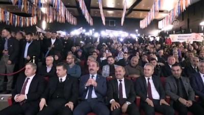 Özhaseki: 'CHP'li belediyeler 11 bin 718 kişiyi işten çıkardı' - KAYSERİ